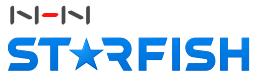 엔에이치엔의 계열사 엔에이치엔스타피쉬(주)의 로고