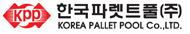 로지스올의 계열사 한국파렛트풀(주)의 로고