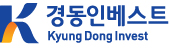 경동원의 계열사 (주)경동인베스트의 로고