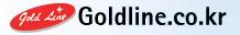 골드라인의 계열사 (주)골드라인의 로고