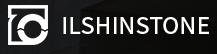 통일의 계열사 (주)일신석재의 로고
