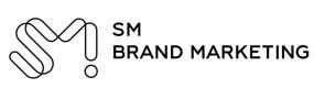 에스엠엔터테인먼트의 계열사 (주)에스엠브랜드마케팅의 로고