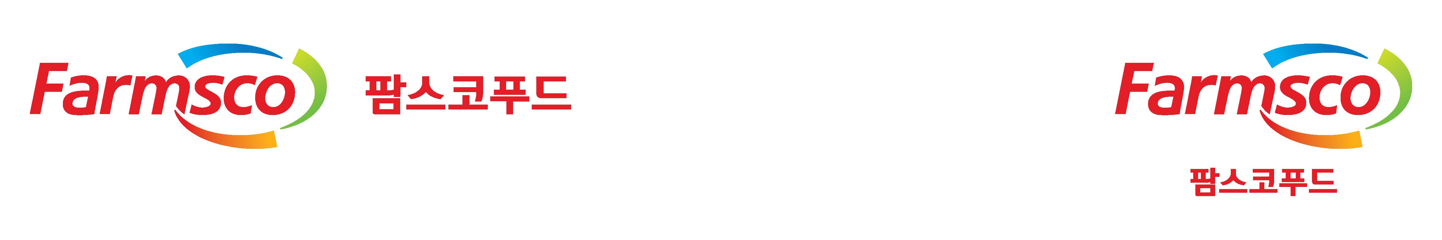 하림의 계열사 (주)팜스코푸드의 로고