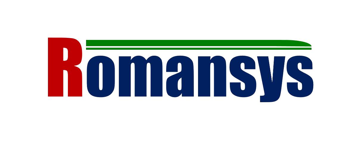로만시스(주)의 기업로고