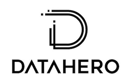 (주)데이터히어로의 기업로고