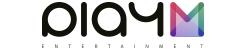 카카오의 계열사 (주)플레이엠엔터테인먼트의 로고
