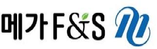 메가스터디의 계열사 메가푸드앤서비스(주)의 로고