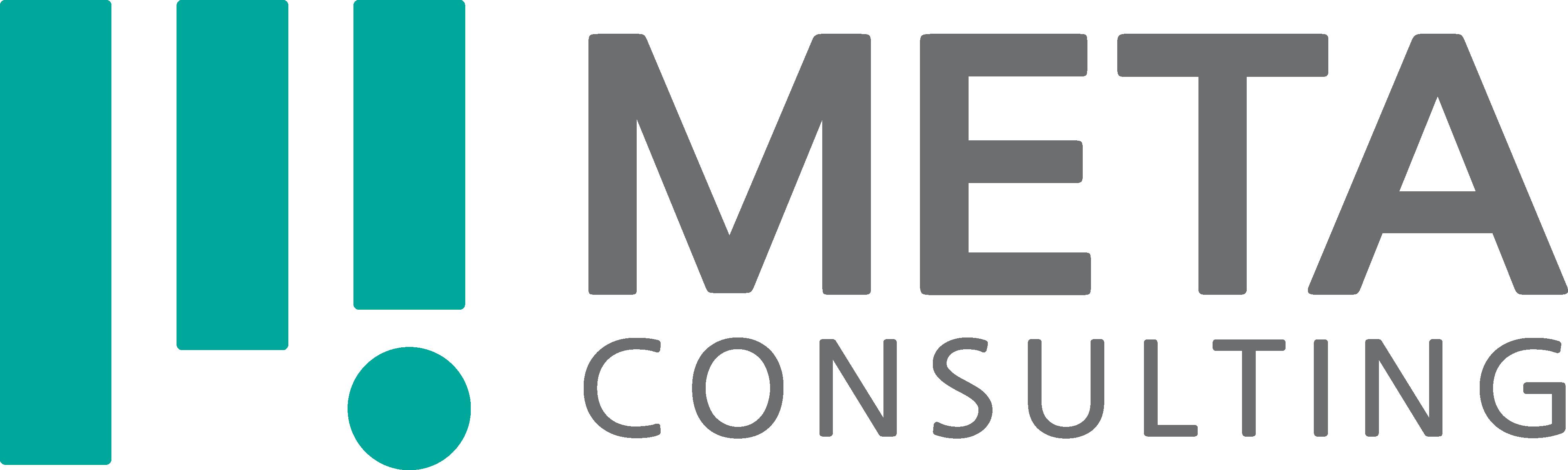 (주)메타컨설팅의 기업로고