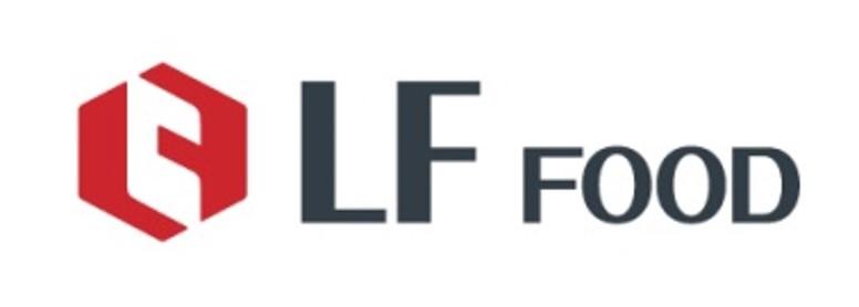 LF의 계열사 (주)엘에프푸드의 로고
