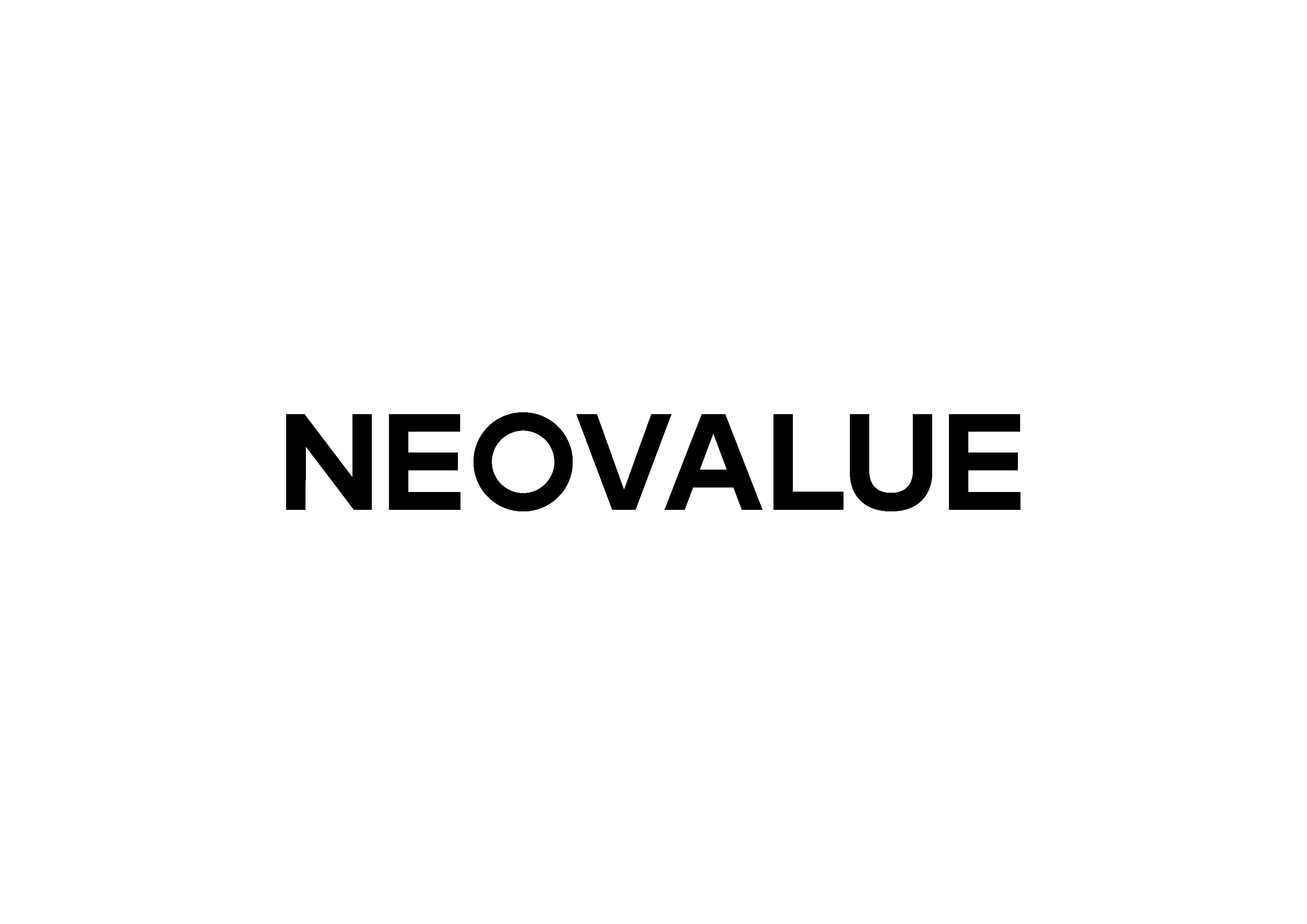 네오밸류(주)의 기업로고