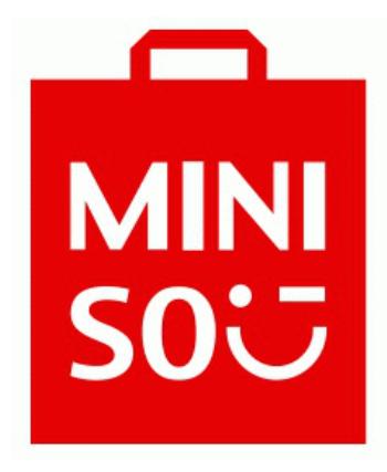 (주)미니소코리아의 기업로고