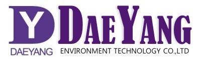 (주)대양환경기술의 기업로고