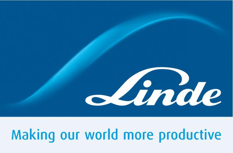 린데코리아(주)의 기업로고