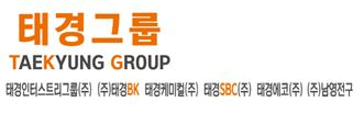 태경산업의 계열사 태경산업(주)의 로고
