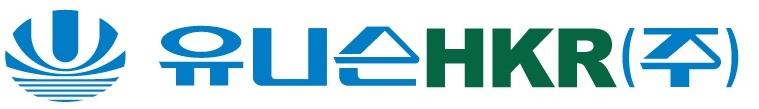 누리플랜의 계열사 유니슨에이치케이알(주)의 로고