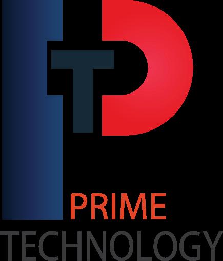 프라임테크놀러지(주)의 기업로고