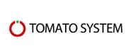 (주)토마토시스템의 기업로고