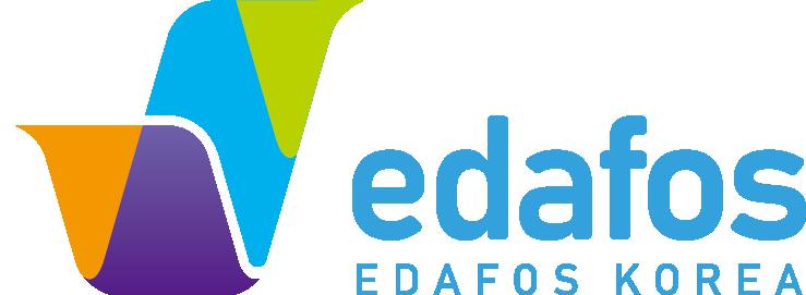 (주)에다포스코리아의 기업로고
