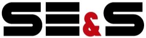 에스이앤에스(주)의 기업로고