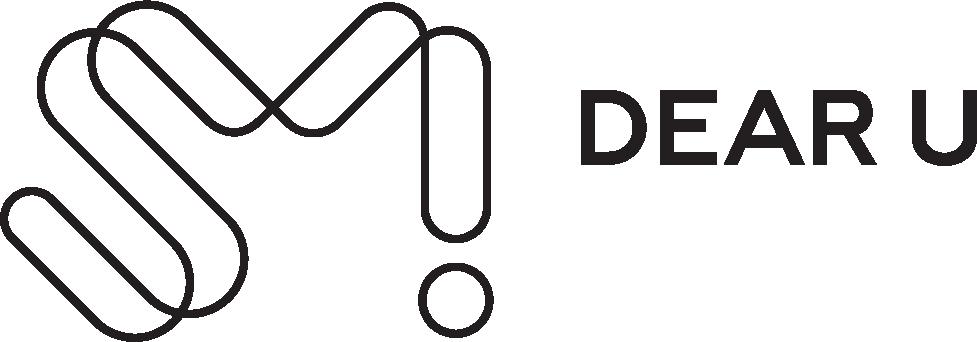 에스엠엔터테인먼트의 계열사 (주)디어유의 로고