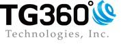 (주)티지360테크놀로지스의 기업로고
