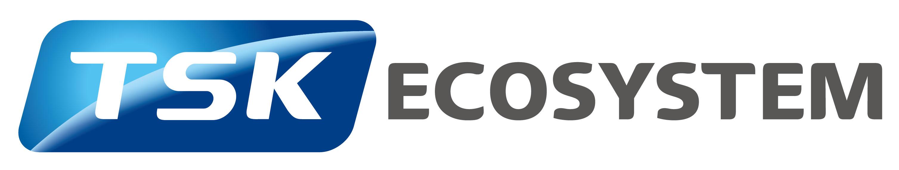 태영의 계열사 에코시스템(주)의 로고