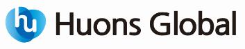 (주)휴온스글로벌의 기업로고