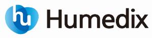 휴온스글로벌의 계열사 (주)휴메딕스의 로고