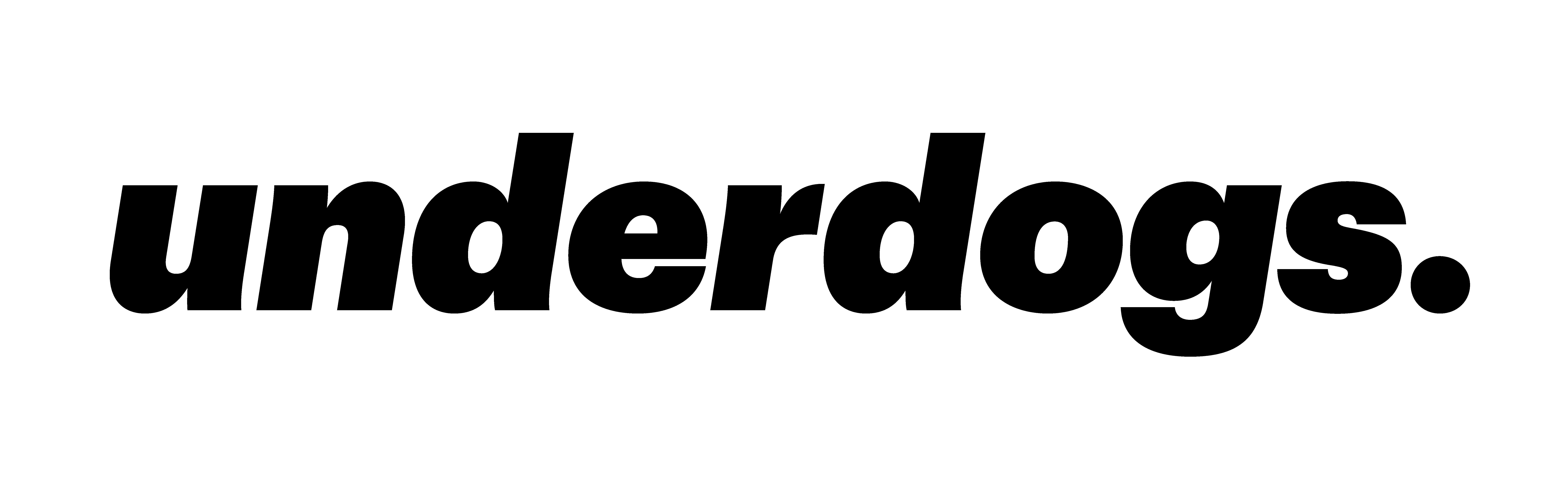 언더독스(주)의 기업로고
