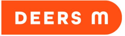 노루의 계열사 (주)디어스엠의 로고