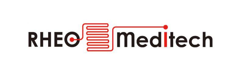 탑엔지니어링의 계열사 (주)리오메디텍의 로고
