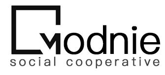 모드니 사회적협동조합의 기업로고