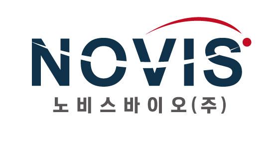 시너지파트너스의 계열사 노비스바이오(주)의 로고
