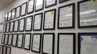 특허와 인증 현황