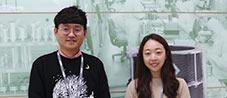 김동인 & 고수연과의 인터뷰