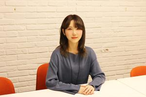 고은혜과의 인터뷰