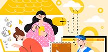 새로운 패러다임으로 소통하는 온라인 쇼핑 업계 이야기 상세 페이지로 이동