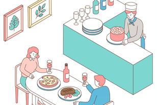 살아나는 외식업계, K-푸드 이야기 상세 페이지로 이동