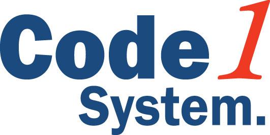 (주)코드원시스템의 기업로고