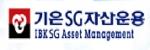 중소기업은행의 계열사 아이비케이자산운용(주)의 로고