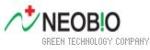 네오바이오(주)의 기업로고