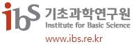 과학기술정보통신부의 계열사 기초과학연구원의 로고