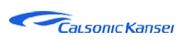 대한칼소닉의 계열사 칼소닉칸세이코리아(주)의 로고