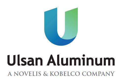 울산알루미늄(주)의 기업로고
