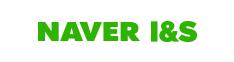 네이버의 계열사 네이버아이앤에스(주)의 로고
