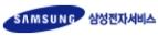 삼성의 계열사 삼성전자서비스(주)의 로고