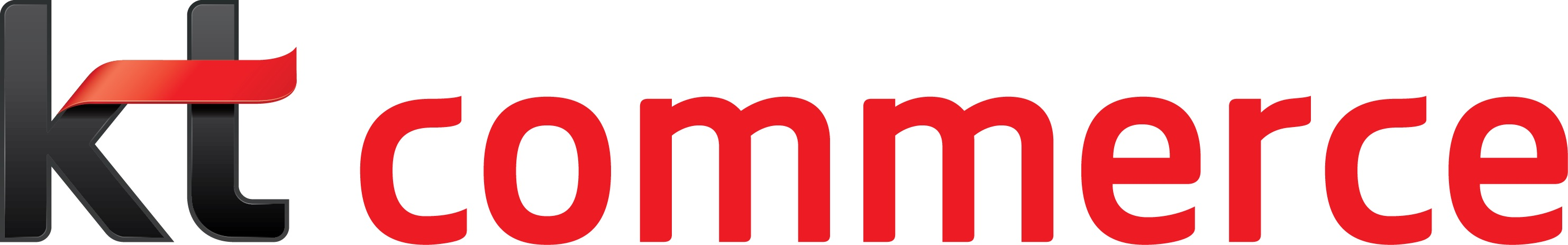 케이티의 계열사 케이티커머스(주)의 로고