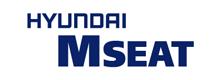 현대자동차의 계열사 현대엠시트(주)의 로고