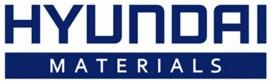 현대자동차의 계열사 현대머티리얼(주)의 로고
