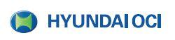 현대중공업의 계열사 현대오씨아이(주)의 로고